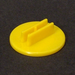 Yellow Card Stand 20mm