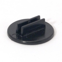 Black Card Stand 20mm